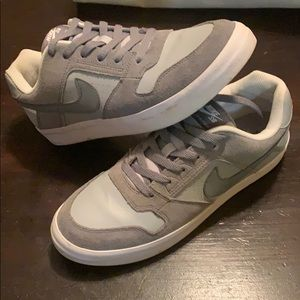 Nike SB Delta Force Cool Grey & White